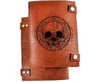 leather journal for men - leather journal lined - journal notebook - diary book - leather diary - journals to write in - brown journal