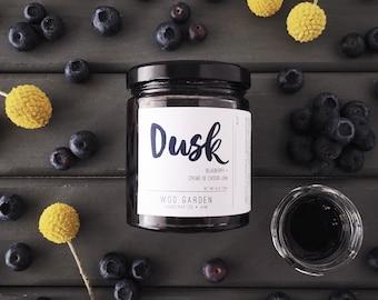DUSK (Blueberry + Creme de Cassis Jam)
