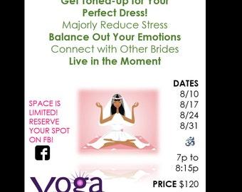 The Zen Bride 4 Week Mini-Series!