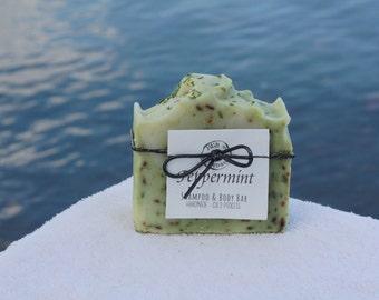 Peppermint - Handmade Bar Soap