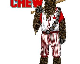 Big League Chew Print