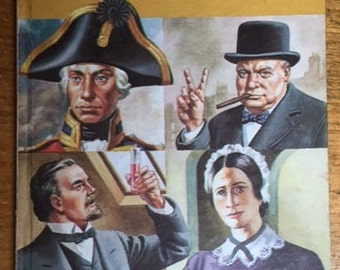 Vintage Ladybird Book - Some Great Men and Women