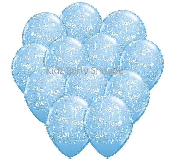 Basket Weaving Supplies Connecticut : Ct it s a boy quot latex balloons baby shower party