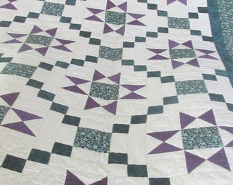 Amish Quilt King Sized Ohio Trail  BB111