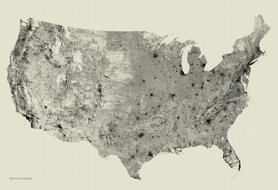 Large US Map USA Map X Size Every Road In The - Large us map
