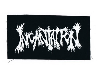 Incantation Band Patch