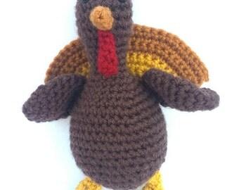 Handmade Stuffed Turkey