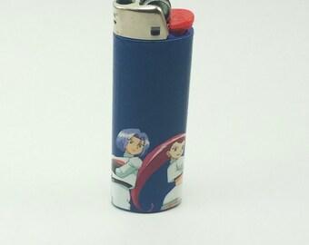 Custom Pokemon Team Rocket Lighter