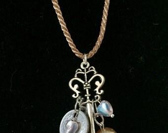 Necklace Key Pendant