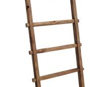 Blanket Ladder,Ladder,Towel ladder,Bathroom Towel,Rustic Nursery,Bathroom Decor,Home decor,Quilt ladder,Rustic Ladder,Rustic,Blanket