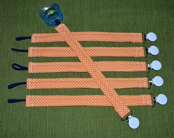 Baby/Toddler Pacifier Clips