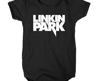 Linkin Park Baby Onesie or Toddler T-Shirt
