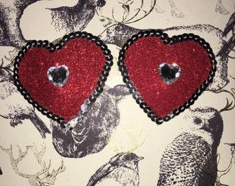 Valentine pasties