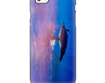DOLPHIN LOVE - iPhone Case