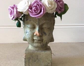 garland, headband
