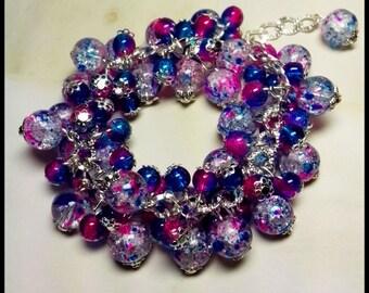 A Beaded Bracelet Bunch - Speck