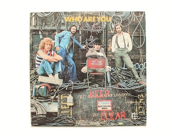 The Who - Who Are You - Vinyl Album