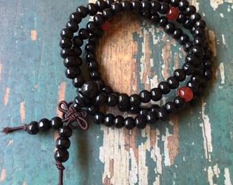 Sandalwood Mala Bracelets
