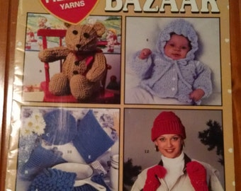 One-Skein Bazaar, crochet patterns
