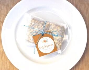 Herbal Bath Tea Bags, Bath Tea, Oatmeal Soak, Bath Soak, Lavender, Chamomile, Soothing Spa Bath, Bath Soak, Three Large Tea Bags, Bath Salts
