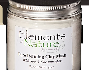 Pore Refining Clay Mask