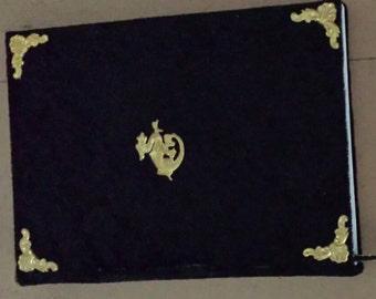 Velvet Dragon Book