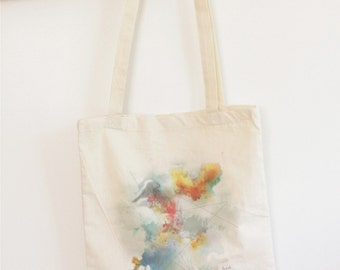 TOTE BAG ABSTRACT#2