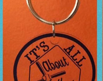 All about that Base Key Chain