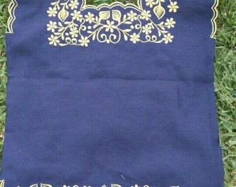2003m embroidered blouse