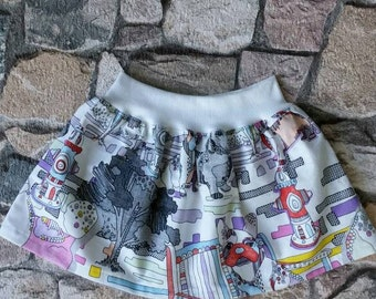 Mini skirt size 104