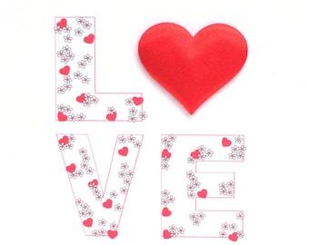 LOVE Greeting Card #LV-168