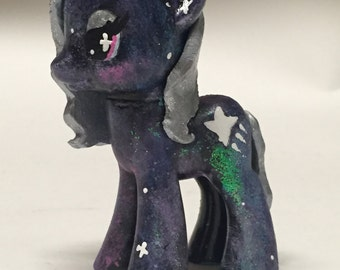 Galaxy my little pony custom figure