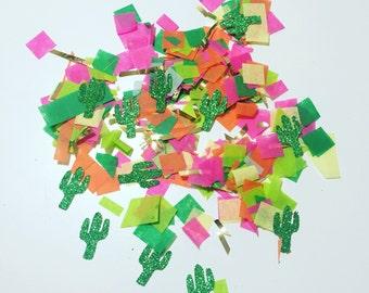 The original Cactus Fiesta Confetti, Party confetti, Fiesta confetti, Cactus Confetti, Cactus party, Confetti, birthday party decorations