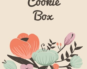 Combo Cookie Box (3 Flavors)