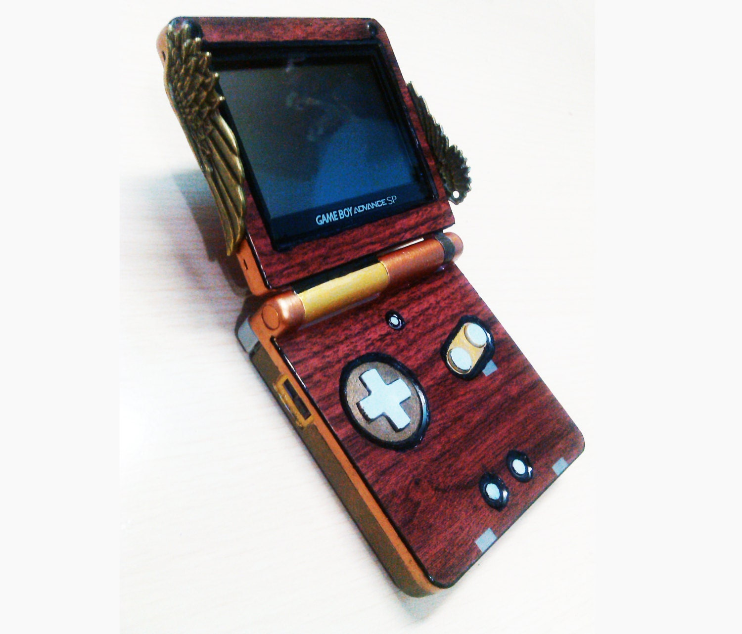Gameboy color and advance rpg games - Game Boy Advance Sp Steampunk Custom Personalized Gameboy