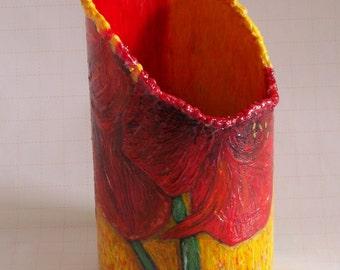Designer Vase/Candleholder