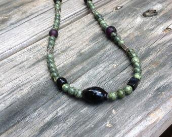 Earthy Toned Necklace