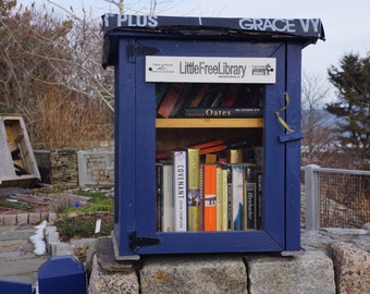 Free Library - Cape Elizabeth, Maine