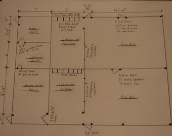 Plans - Chicken House