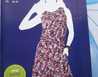 Simplicity 1987 Dress Sewing Pattern 10-18