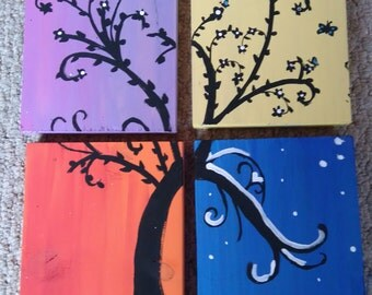 Seasons Tree