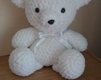 Crochet Teddy