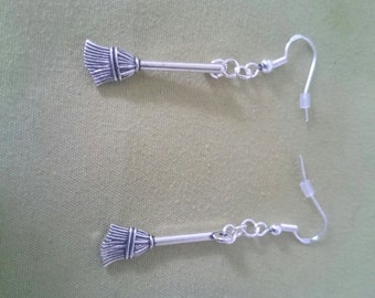 Broomstick Earrings