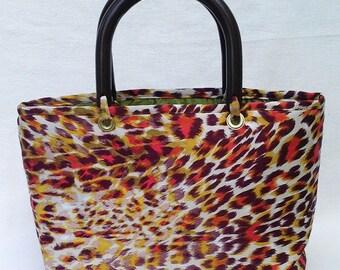 Medium Size Animal Print Bag - GLIZ_007