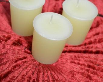 4 Pack of Votive Lantern Candles