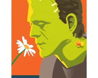 Frankenstein Poster/Print