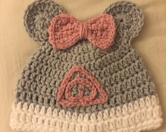 disney harry potter beanie
