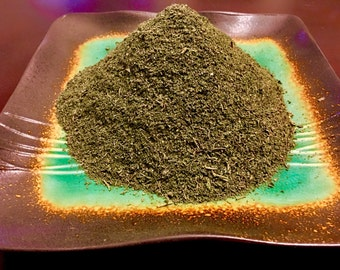 1oz Native American Stinging Nettles Tea - Organic Wild Harvested - Herbal Medicine - Organic Herbs - Herbal Health - Cleansing Tonic