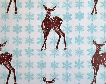 NEW winter wonderland wrapping paper