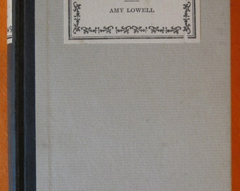 East Wind by Amy Lowell
